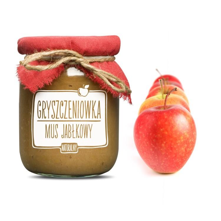 Mus jabłkowy 500g